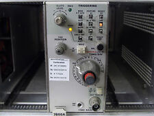Tektronix Time Base Plug In Model 7b50a
