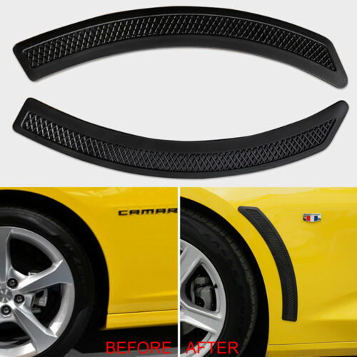 Sports Side Vent Air Flow Fender Vents Trim Cover For Chevrolet Camaro 2016-2017