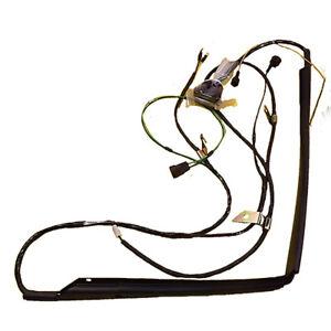 chevrolet chevy gmc truck engine starter wiring harness 1968 mopar b body under dash wire harness