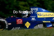 Nicola Larini Modena Team SpA Lambo 291 F1 Season 1991 Photograph 3