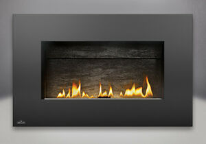 napoleon plazmafire 31 direct vent gas fireplace black