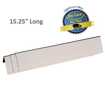 Gas Grill 3 Flavorizer Bars Stainless Steel Plates BBQ Parts Weber Spirit E-210