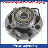 Front Wheel Hub & Bearing For 00-02 Dodge Ram 2500 3500 4wd