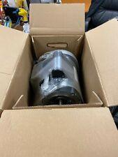 New Weg75 Hp Ac Electric Motor 56c Fr 115208 230 Vac 1 Ph 1745 Rpm Hp04p56c