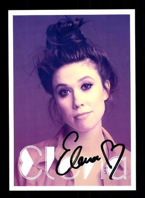 Sammeln & Seltenes Elena Autogrammkarte Original Signiert # Bc 115616 Spezieller Kauf