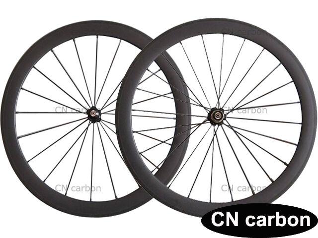 50mm Tubular carbon bicycle wheels 23mm,25mm rim width Novatec+aero  494  cheapest price