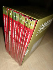 OPERA COMPLETA BOX COFANETTO 12 DVD LA SECONDA GUERRA MONDIALE STORIA E STORIE