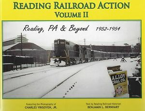 Reading-Railroad-Action-READING-PENNSYLVANIA-and-Beyond-1952-1954-NEW-BOOK