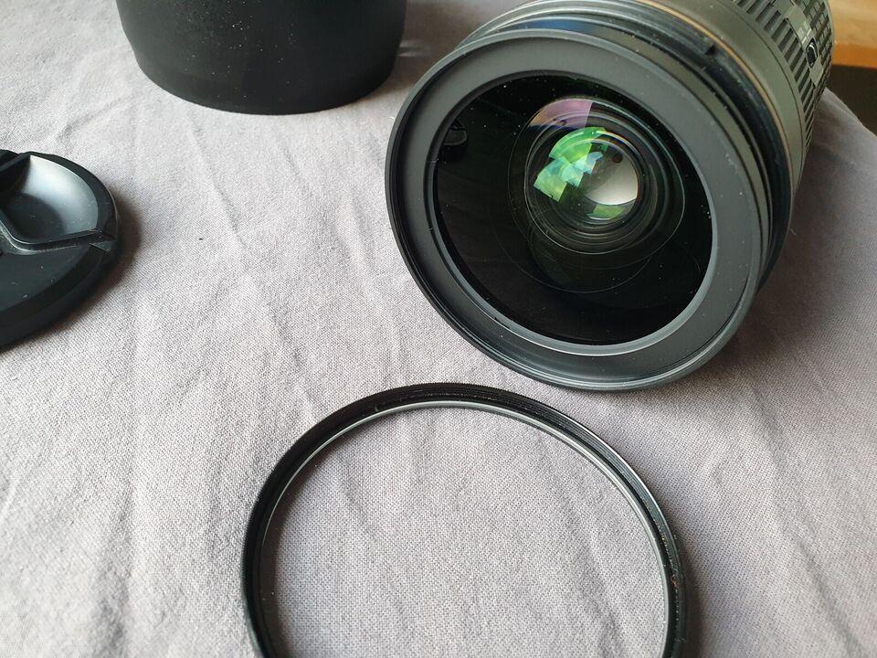 Normal Zoom, Nikon, Nikon AF-S Nikkor 24-70mm 1:2.8 G ED