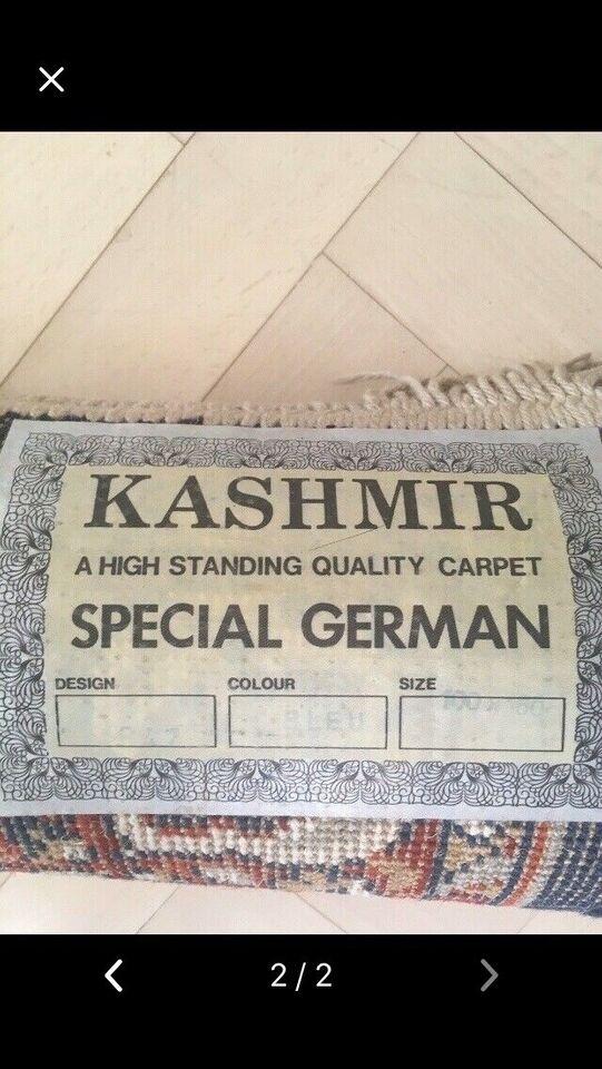 Løse tæpper, Kashmir , b: 100 l: 150
