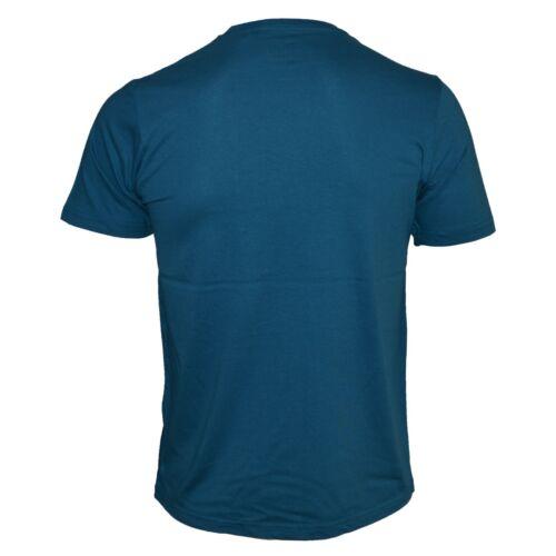 Men/'s T Shirt Short Sleeve 100/% Cotton Graphic Print Crew Neck Summer Top New