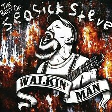 Seasick Steve - Walkin' Man: The Best of Seasick Steve  SEALED