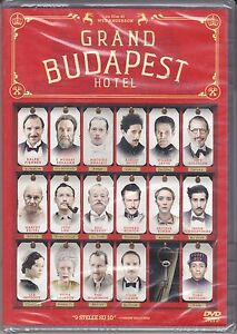 Dvd-GRAND-BUDAPEST-HOTEL-con-Jude-Law-Edward-Norton-nuovo-2014