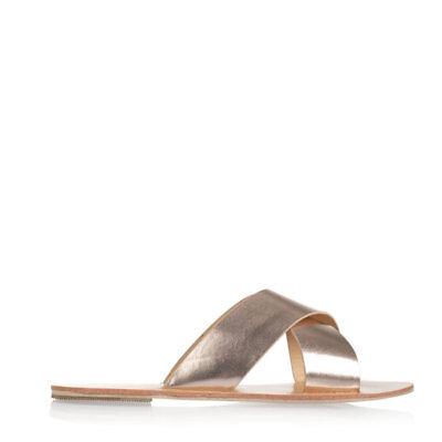 Billini womens shoes MAJORCA Rose Gold Metallic