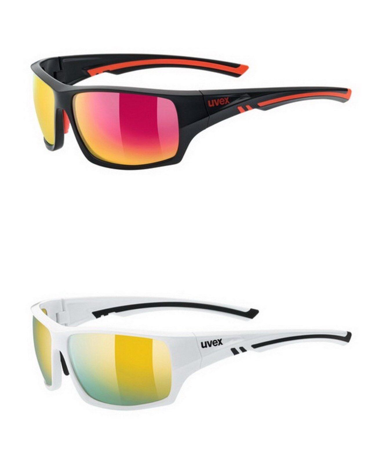 UVEX Polarisierte Sportonnenbrille Sonnenbrille Sporttyle 222 Pola. UVEX NEU