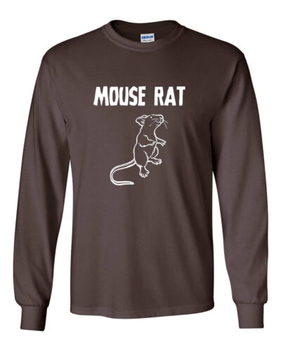 660 Mouse Rat Long Sleeve Shirt music band costume parks tv show funny rec andy