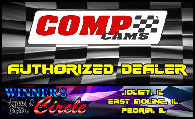 Flat Tappet Pontiac Comp Cams 51-600-5 Thumpr Hydraulic Camshaft Hyd