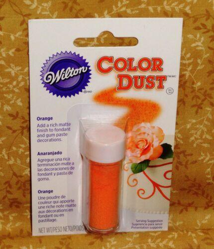 Color Gum Paste,Fondant,Dusting Powder,Wilton,Edible Accents,Flowers Petal Dust