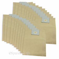 20 x CLEANFIX Vacuum Cleaner Strong Hoover Dust Bags Canister S10 Darenas S12