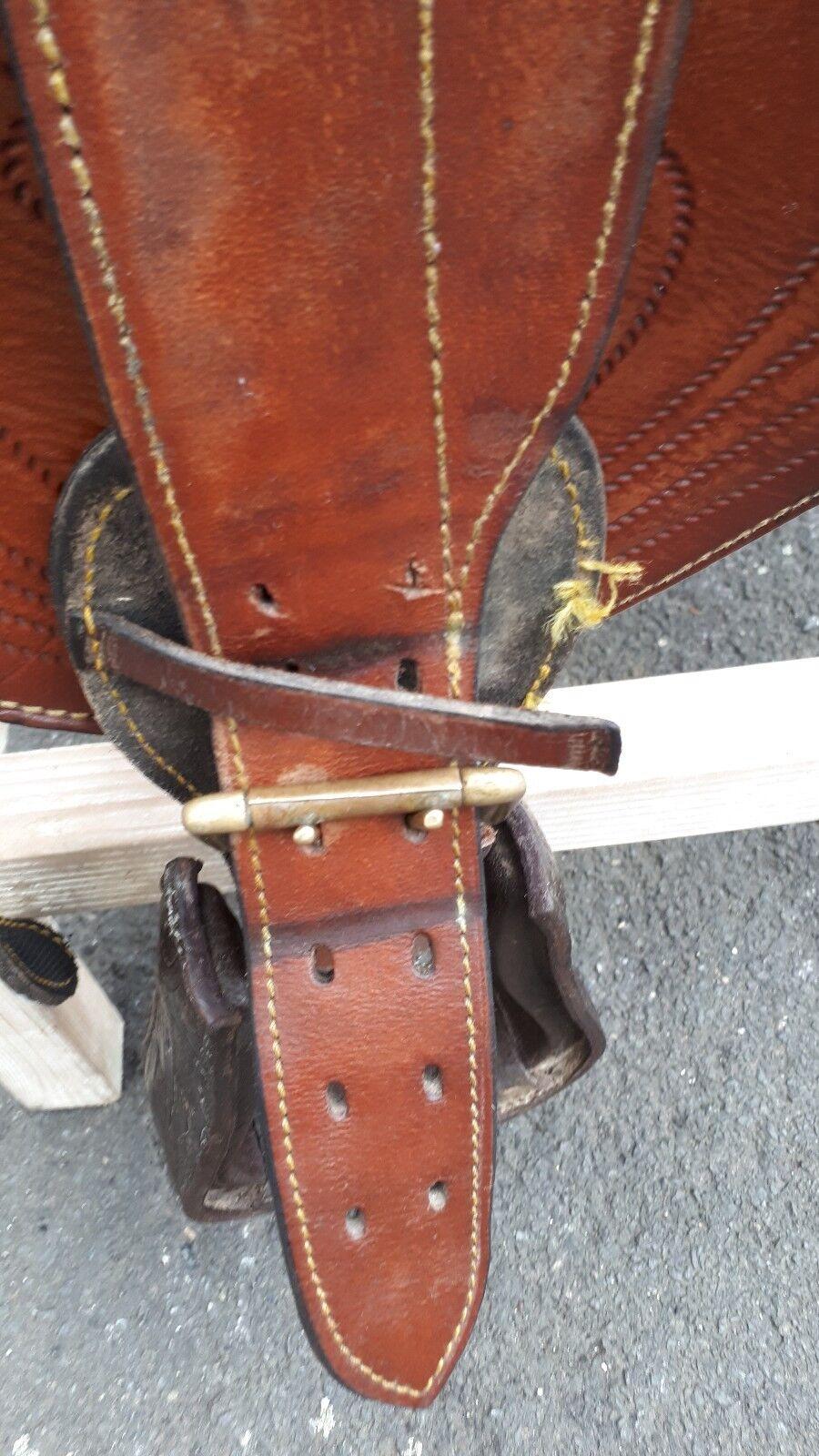Sattel  Pferde MML  für schmale Pferde  ce6c83