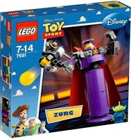 7591 Toy Story Construct-a-zurg Lego Disney Sealed