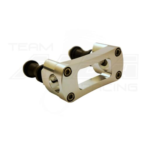 """Banshee 350  Steering Stem 2/"""" Chromoly with 1 1//8/"""" anti-vibe Clamp  Alba  BS"""