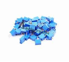 100 500k 60pcs 12value 3296 W Potentiometer Variable Resistor Assorted Kit