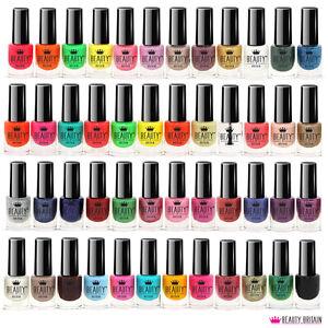 Detalles De Set De 24 Esmalte De Uñas 24 Colores Diferentes Botella Moderna De 6ml