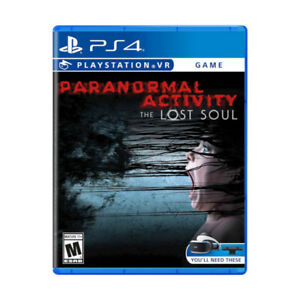 Paranormal-Activity-The-Lost-Soul-PlayStation-PS4-PSVR-2017-US-English-Sealed