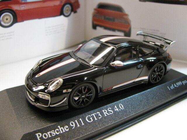 1. porsche 911 gt3 rs   43 minichamps 4,0 (997ii) 2011 druckguss