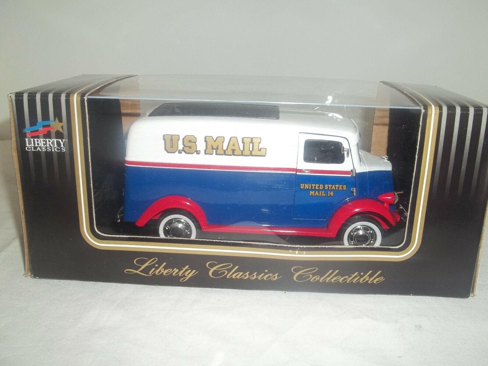 descuento de bajo precio Liberty Classics Classics Classics Coleccionable 20232 USPS 1938 Studebaker van 1 25 mint & boxed  se descuenta
