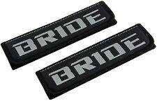 Leather Car Seat Belt Shoulder Pads Covers Cushion BRIDE 2pcs