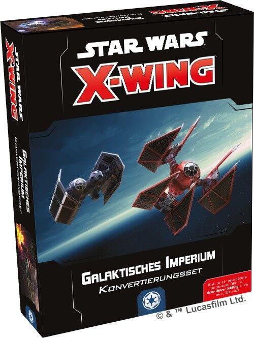 Star Wars X-Wing Galaktisches Imperium Konvertierungsset 2 Edition (Allemand)
