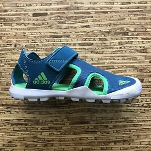 c74a399895a6 Image is loading Adidas-Captain-Toey-CM7639-Kids-Water-Shoes-Size-