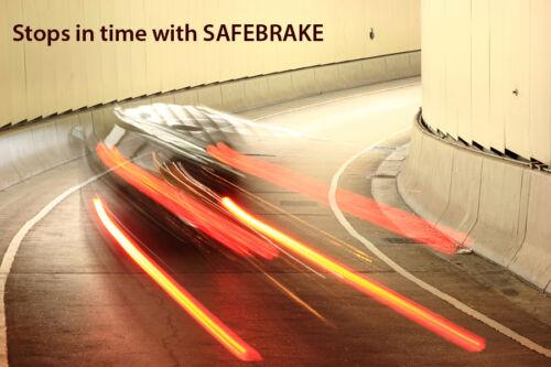 SAFEBRAKE Performance Lines Fits Mazda CX-7 2.3L Utility brake upgrade