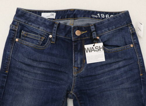 S 25 GAP CURVY JEANS LOW RISE FLARE NEW 24 R 26 L