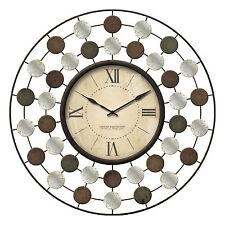 FirsTime Manufactory 40131 Shasta Wire Wall Clock