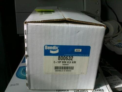 Bendix 800632, Basic Foot Valve