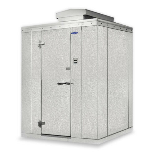 "Norlake Nor-Lake Walk In Freezer 8/'x14/'x7/'7/"" KODF77814-C Outdoor 10°F w//Floor"