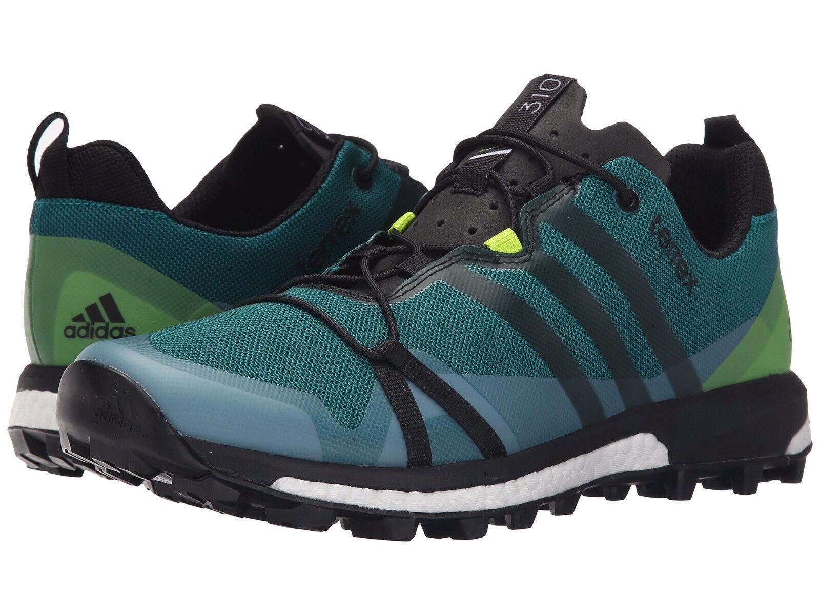 Neu in Box Adidas Herren Außen Terrex Agravic AF6135 Schuhe Auswahl Grün   Bk