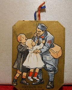 Medaille Insigne JournÉe Tuberculeux Guerre 1914 1918 Retour Sanatorium Bqbti2rj-07230914-791807613