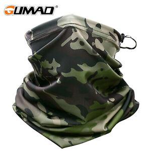 Windproof Ski Motorcycle Mask Rhodesian Camo Printed Neck Warmer Gaiter Headwear Multifunctional Head Scarf