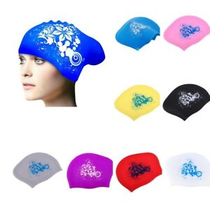0aa92d7de4d Image is loading Extra-Large-Swimming-Cap-Shower-Cap-Designed-for-