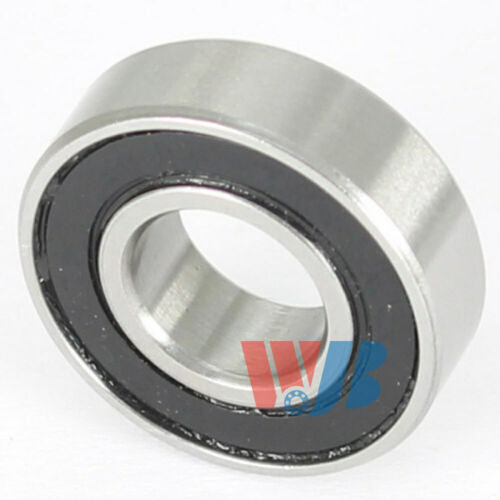 Miniature Ball Bearing 6x13x5mm WJB 686-2RS with 2 Rubber Seals