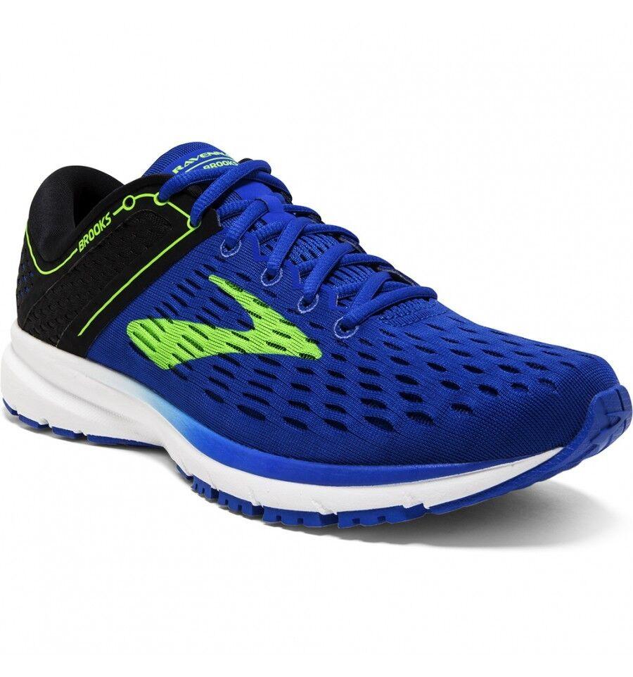 Brooks Ravenna 9 Herren Running Schuhe Scarpa auf der Straße Rennen 110280 Blau