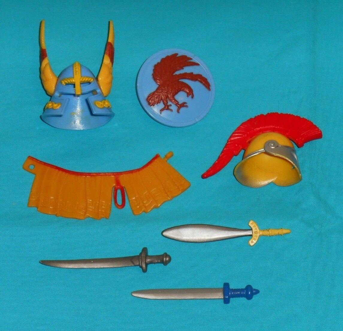 Advanced Dungeons & Dragons AD&D WEAPONS PARTS LOT Bowmarc Strongheart