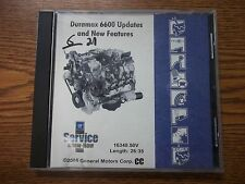 ! Genuine GM Service Know How Duramax 6600 Updates and New Features