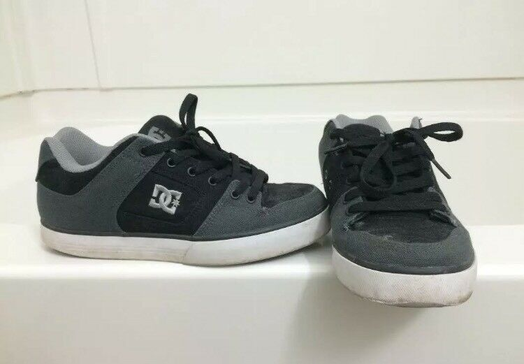 beaucoup patiner de 2 dc chaussures taille 7.5-8 patiner beaucoup chaussures hommes hommes f42ed0