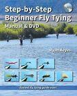 Step-By-Step Beginner Fly Tying Manual & DVD by Ryan Keyes (Paperback / softback, 2013)