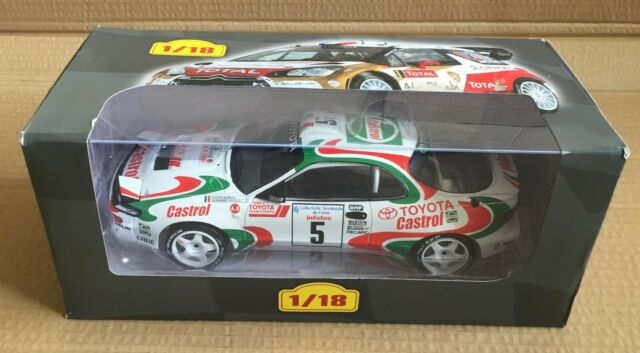 D.AURIOL  DIECAST 1//18 RALLY TOYOTA CELICA TURBO 4WD WRC-1994 ALTAYA MIB